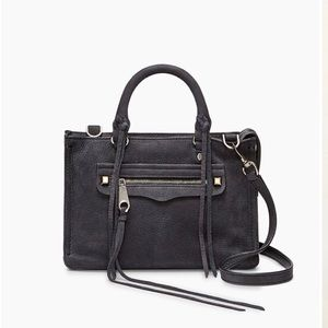 Gently used Rebecca Minkoff Micro Regan satchel